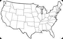 The United State Map Below And It Will Take You To The Map That Shows The States And State Capitals This Map Will Help You Fill Out Your States And